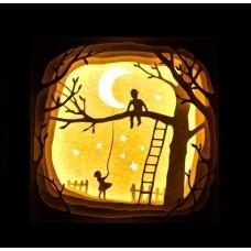 Светильник-ночник Мечтатели