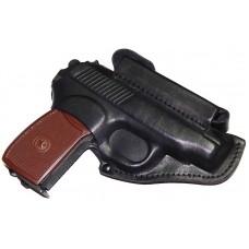 Кобура для пистолета ПМ с дополнительной обоймой