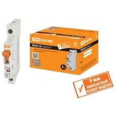 Автоматический выключатель ВА60-26-14 1P С Компакт